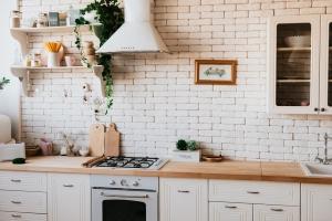 Kitchen Preparing Home For Sale